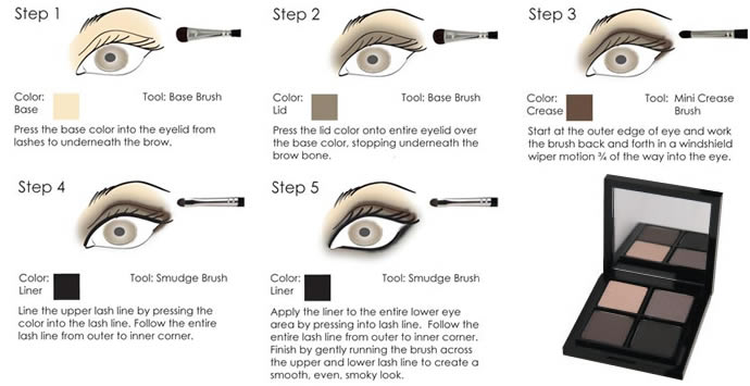 How To Do Makeup - Complete Makeup Steps - Basic Makeup Tips